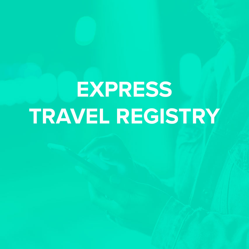 Express Travel Registry